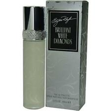 BRILLIANT White Diamonds Elizabeth Taylor women 3.3 / 3.4 edt perfume NEW IN BOX