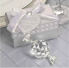 Crystal Candy Collection Crystal Wedding Favor Baby Gifts 20pcs Free Shipping