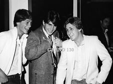 Celebrity Pictures -Rob Lowe, Tom Cruise and Emilio Estevez