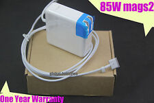 85W AC Power Charger Apple MacBook Pro 15'' Retina Magsafe 2 A1398 Mid 2012-2016