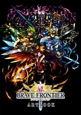 BRAVE FRONTIER ART BOOK / Official Illust Book / from Japan