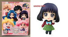 SAILOR MOON MEGAHOUSE PETIT CHARA SCHOOL LIFE 2 FIGURE HOTARU Ver. A SATURN