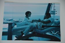 Marion Cotillard & Fassbender signed 20x30cm  Autogramm / Autograph in Person