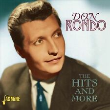The Hits and More by Don Rondo (CD, Nov-2012, 2 Discs, Jasmine)