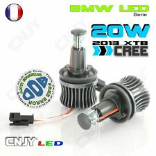 KIT ANGEL EYES CREE LED 20W XTB H8 BMW E61 serie 5 Touring 2007~ E90 Serie 3