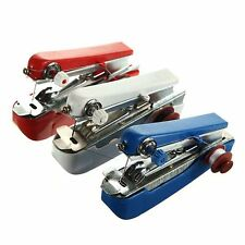 Portable Mini Cordless Hand-Held Clothes Travel Sewing Stitch Machine Craft New