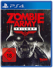 Sniper Elite - Zombie Army Trilogy Neues PS4-Spiel #2000