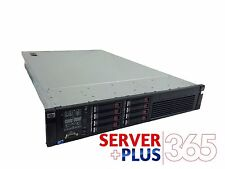 Enterprise HP ProLiant DL380 G7 2x 2.93GHz 8-Cores 128GB RAM 8x 300GB HDD