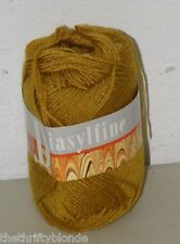 Gold Diasylfine Cotton Japan Yarn 15507