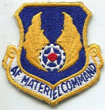 Military Patch USAF Material Command Air Force Insignia Badge