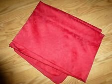 Red Table Cloth 58 x 80