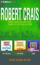 Robert Crais - Elvis Cole/Joe Pike Series Collection : The First Rule, the...