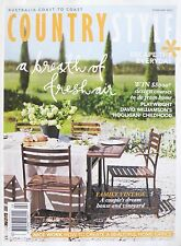 Country Style Magazine February 2012 - Dream House and Vineyard