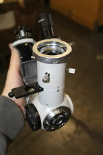CARL ZEISS 46-63-00 MICROSCOPE WITH KPL W10X/18 EYE PIECE