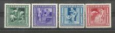Österreich 1936 Winterhilfe 3. Ausgabe komplett  *