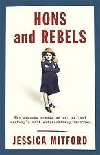 Hons and Rebels by Jessica Mitford - Paperback