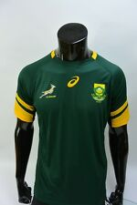 Asics SA RUGBY SPRINGBOKS SOUTH AFRICA UNION NATIONAL TEAM JERSEY SIZE M (adults