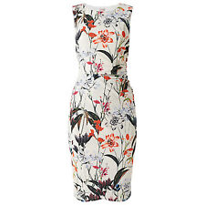 BNWT PHASE EIGHT MARGUERITE FLORAL DRESS SIZE 14  RRP £89 PARTY/ WEDDING