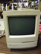 Apple Macintosh Classic M0420 Selling AS IS 9z)