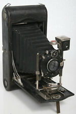 Kodak No.3A Folding Pocket Camera Special Model A - zeiss inspired lens
