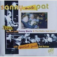 Sonny Morris & the Delta Jazz Band Meets Pat Halcox - A Live Session