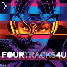 Sven Väth - FourTracks4U - RARE CD LIMITED NEUWARE - NEW - TECHNO ELECTRO TBFWM