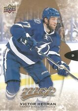 Victor Hedman #245 - 2016-17 MVP - High Series Short Prints