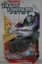 transformers prime RID deluxe revealers vehicon