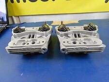 "RECONDITIONED CYLINDER HEADS 100"" REV TECH EVO STYLE ENGINES"