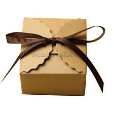 50stk. Gastgeschenk Geschenkbox Schachtel Platz Box Hochzeit Geburtstag