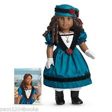 AMERICAN GIRL CECILE DOLL WITH ACCESSORIES BOOK NIBS ADDY MARIE- GRACE RETIRED