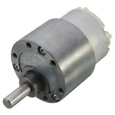 Elettrico 12V DC 70 RPM Mini Motoriduttore High Torque Velocità Controllo Motore