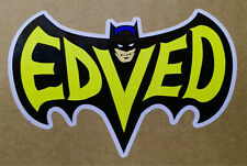PEARL JAM EdVed Batman ORIGINAL Sticker Rare MINT RARE Eddie Vedder Pick Decal