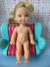 Mattel Shelly Kelly Nude Strawberry Blonde Easter Ponytail 4 OOAK/Repaint NEW