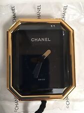 CHANEL VINTAGE alarm clock/watch VERY RARE - 1990 - EXCELLENT CONDITION -