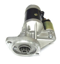Starter Motor For Isuzu Pickup Import TFS55 2.8TD / TFS69 3.1TD 1993 ON NEW UNIT