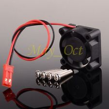 RC Model Car Boat Airplane 30mm*30mm Brushless Fan Cooling JST Connector DC 7.2V