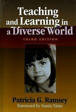 Teaching And Learning In A Diverse World (Early Childhood Education), Ramsey, Pa