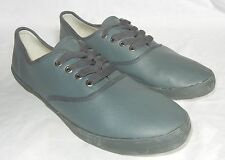 UO Urban Outfitters Men's Classic Faux Leather Lace Up Sneakers Shoes size 8