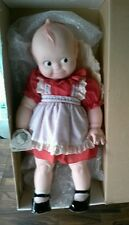 """KEWPIE 24"""" tall Doll with box and Cameo tag, by Jesco #1027"""
