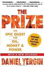 *New* THE PRIZE: The Epic Quest for Oil, Money & Power by Daniel Yergin