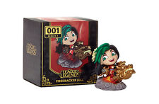 League of Legends LOL Firecracker Jinx The Loose Cannon PVC Action Figures Toy