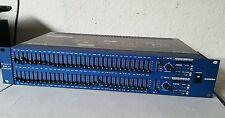 Samson S-Curve 231 Dual 31 Band Equalizer EQ