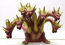 "Godzilla Yamata No Orochi Eight Headed Japanese Kaiju Dragon 26"" Long Figure toy"