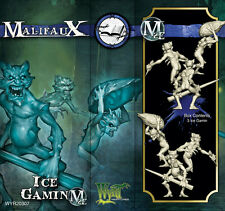 Malifaux Arcanists Ice Gamin box plastic Wyrd miniatures 32 mm new
