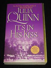 msm* JULIA QUINN ~ IT`S IN HIS KISS