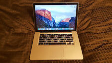 "APPLE MACBOOK PRO 2011 15"", 2.0GHZ i7, 16GB, 1TB SSHD -WARRANTY- HI DEF"