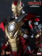 Hot Toys Iron Man 3 Heartbreaker Artillery RT Mark XVII MK 17 New SEALED Shipper