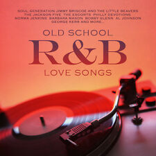 Old School R&B Love Songs (2015, CD NIEUW)