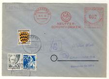 FIRMEN - Ebf aus PIRMASENS 1948 Neuffer SCHUHFABRIKEN - LESEN (9504/332N)